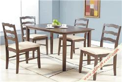 WAVE DINING SET (1+4)
